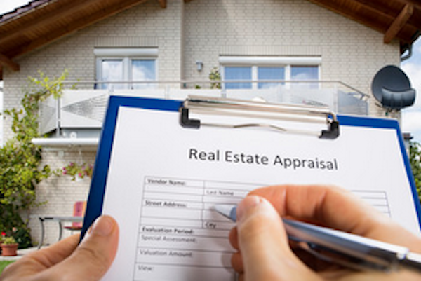 real estate appraisal checklist